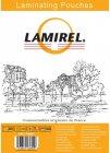 Пленка для ламинирования Lamirel А5 75 мкм, 100 шт (CRC78657)