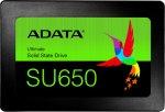 Твердотельный накопитель ADATA 120GB (ASU650SS-120GT-R)