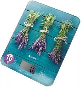Купить кухонные весы VITEK VT-2415 B в интернет-магазине ЭЛЬДОРАДО. Цена VITEK VT-2415 B, характеристики, отзывы