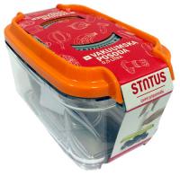 Контейнер вакуумный Status VAC-REC-05 Orange