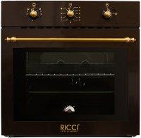 Газовый духовой шкаф Ricci RGO-620BR