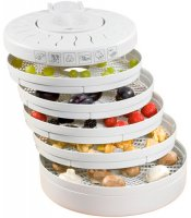 Сушилка для овощей и фруктов Clatronic DR 2751 weis (261767)