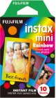Картридж для фотоаппарата Fujifilm Colorfilm Instax Mini Rainbow WW1 10/PK