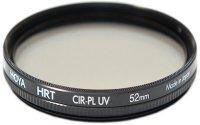 Светофильтр Hoya PL-CIR UV HRT 52 mm