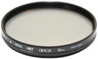 Светофильтр Hoya PL-CIR UV HRT 82 mm фото