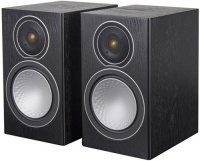 Полочные колонки Monitor Audio Silver 2 Black Oak