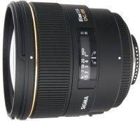 Объектив Sigma 85mm f/1.4 EX DG HSM Nikon