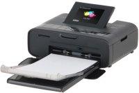 Фотопринтер Canon Selphy CP1200 Black Print Kit