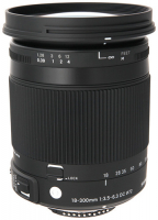 SIGMA 18-300MM F3.5-6.3 DC MACRO OS HSM CONTEMPORARY CANON