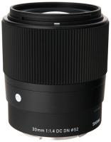 Объектив Sigma 30mm F1.4 DC DN (C) Micro 4/3 фото