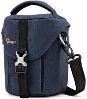 Сумка для фотокамеры Lowepro Scout SH 100 Slate Blue