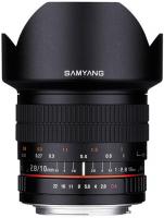 Объектив Samyang 10mm f/2.8 ED AS NCS CS Canon EF фото