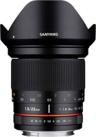 SAMYANG 20MM F/1.8 ED AS UMC CANON EF