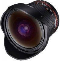 Объектив Samyang 12mm f/2.8 ED AS NCS Fish-eye AE Nikon F
