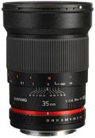 Объектив Samyang 35mm f/1.4 ED AS UMC AE Nikon F фото
