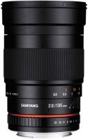 Объектив Samyang 135mm f/2.0 ED UMC AE Nikon F