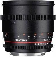 Объектив Samyang 85mm T1.5 AS IF UMC VDSLR Nikon F