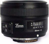 Объектив Yongnuo YN35mm F2.0 Canon