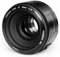 Объектив Yongnuo YN50mm F1.8 Nikon