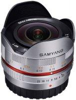Объектив Samyang 7.5mm f/3.5 AS IF UMC Fish-eye micro 4/3 Black