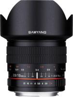Объектив Samyang 10mm f/2.8 ED AS NCS CS Sony NEX фото