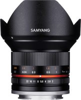 Объектив Samyang 12mm f/2.0 ED AS NCS CS Fujifilm X