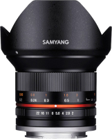 SAMYANG 12MM F/2.0 ED AS NCS CS SONY E (NEX)