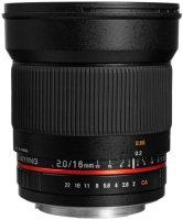 Объектив Samyang 16mm f/2.0 ED AS UMC CS Sony A