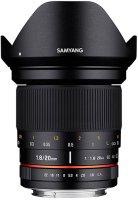 Объектив Samyang 20mm f/1.8 ED AS UMC Fujifilm X