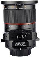 Объектив Samyang T-S 24mm f/3.5 AS ED UMC Sony A