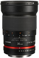 Объектив Samyang 35mm f/1.4 ED AS UMC Sony A