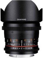 Объектив Samyang 10mm T3.1 VDSLR Sony E (NEX)