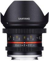 Объектив Samyang 12mm T2.2 Cine Fujifilm X