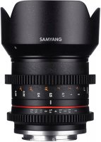 Объектив Samyang 21mm T1.5 ED AS UMC CS CINE Fujifilm X