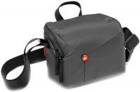 Сумка для фотокамеры Manfrotto NX Shoulder Bag CSC Grey V2 (MB NX-SB-IGY-2)