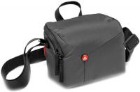 Сумка для фотокамеры Manfrotto NX Shoulder Bag CSC Grey V2 (MB NX-SB-IGY-2) сумка stokke changing bag v2