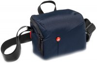 Сумка для фотокамеры Manfrotto NX Shoulder Bag CSC Blue V2 (MB NX-SB-IBU-2)
