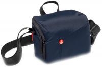 Сумка для фотокамеры Manfrotto NX Shoulder Bag CSC Blue V2 (MB NX-SB-IBU-2) сумка stokke changing bag v2