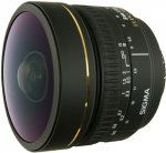 Объектив Sigma 8mm F3.5 EX DG Fisheye Nikon