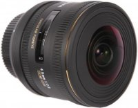 Объектив Sigma 4.5mm F2.8 EX DC Fisheye HSM Nikon