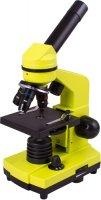 Микроскоп Levenhuk Rainbow 2L Lime (69038)