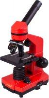 Микроскоп Levenhuk Rainbow 2L Orange (69039)