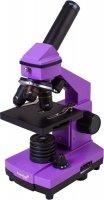 Микроскоп Levenhuk Rainbow 2L Plus Amethyst (69042)