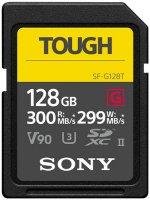 Карта памяти Sony SDXC 128GB UHS-II U3 (SF-G128/T1)