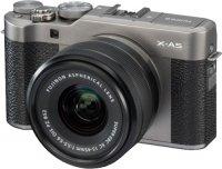 Системный фотоаппарат Fujifilm X-A5 Kit 15-45 F3.5-5.6 Dark Silver