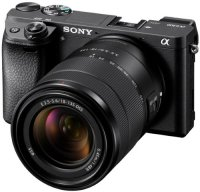 Системный фотоаппарат Sony Alpha 6300 + 18-135mm (ILCE-6300M/B)