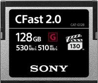 Карта памяти Sony Cfast 2.0 128GB (CAT-G128)