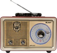 Радиоприемник Blast BPR-610 Champagne