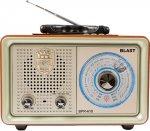 Радиоприемник Blast BPR-610 Gold