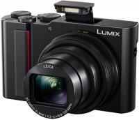 Компактный фотоаппарат Panasonic Lumix TZ200 Black (DC-TZ200EE-K)